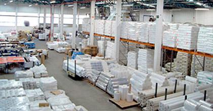 A empresa - SELPACK - Embalagens Plásticas